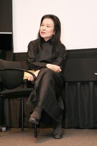 Eiko Ishioka Photo by Lia Chang