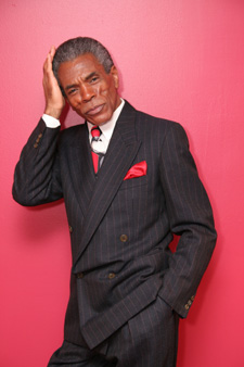 André De Shields (Photo by Lia Chang)