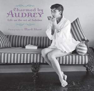 A new book featuring photos of Audrey Hepburn by Mark Shaw