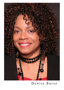 Denise Burse (Photo by Lia Chang)