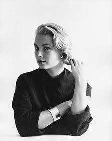 Grace Kelly (Photo by Mark Shaw)