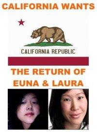 california euna and laura