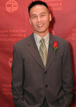 BD Wong at AALDEF's 35th Anniversary Celebration at PIER SIXTY, Chelsea Piers, in New York City on Thursday, March 26, 2009. Photo by Lia Chang