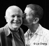 Terrence McNally and Tom Kirdahy © Lia Chang