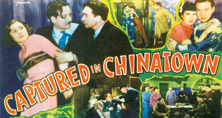 Hollywood Chinese:  The Arthur Dong Collection is on view at the Chinese American Museum (CAM) in LA through May 30, 2010.
