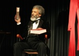 André De Shields in Mine Eyes Have Seen the Glory: From Douglass to Deliverance. © Lia Chang