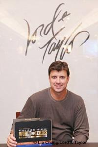 Former NY Yankees player Tino Martinez © Lia Chang/Lord & Taylor