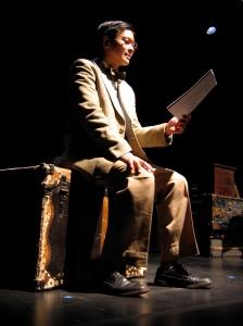 Joel De La Fuente as Gordon Hirabayashi in Dawn's Light