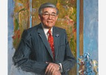 Portrait of Secretary Norman Y. Mineta by Everett Raymond Kinstler to Be Presented at the National Portrait Gallery