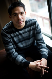 Edgar Mendoza, playwright
