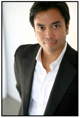 Jose Llana stars as Adam in Falling for Eve.
