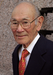 Fred Korematsu Photo by Lia Chang
