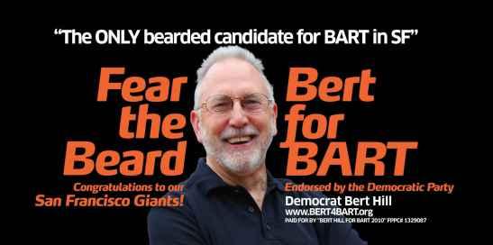 Bert for BART