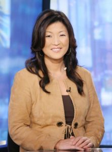 ABC Good Morning America News Anchor JuJu Chang will co-emcee the Asian American Legal Defense and Education Fund (AALDEF) Lunar New Year dinner at PIER 60 on February 8, 2011. Photo by Lia Chang
