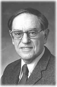 Professor Donald Keene (Photo courtesy of the Donald Keene Center of Japanese Culture)