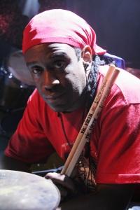 Drummer Will Calhoun © Lia Chang