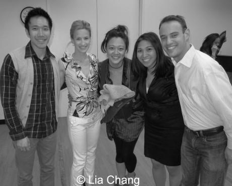 The Cast of Marisa Marquez's