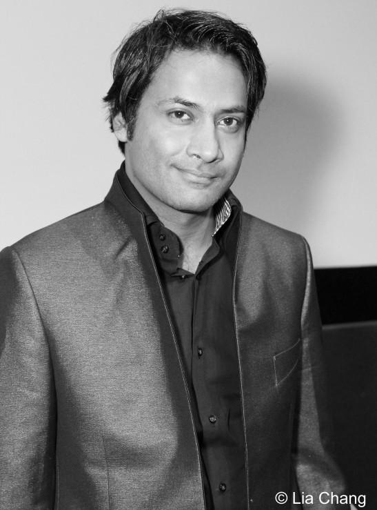 Samrat Chakrabarti Photo by Lia Chang