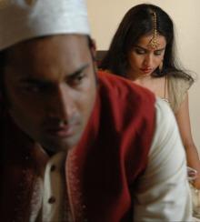 Rehana Mirza's 'Zameer & Preeti: A Love Story' screens on May 6 at 3:30pm. copyright 2011 Rehana Mirza