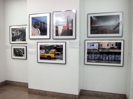New York City: IN FOCUS, Vol. 2, the NYC Health and Hospitals Corporation's Art Collection Photographic Exhibition on view in the main lobby/atrium of Bellevue Hospital Center, 462 First Avenue in New York through July 14, 2011. Photo by Lia Chang