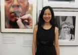 Lia Chang at HHC's New York City: IN FOCUS, Vol. 2 Photo Exhibit opening reception at Bellevue Hospital on June 23, 2011. Photo by Brianne Michelle Photography