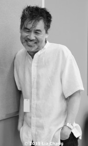 Tony Award winner and two-time Pulitzer Prize finalist David Henry Hwang (M. Butterfly) © 2011 Lia Chang
