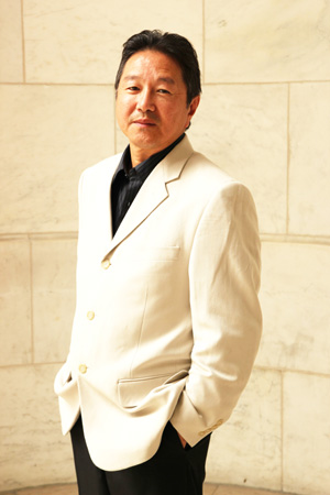 "Mu Peforming Arts Artistic Director Rick Shiomi will direct ""Into the Woods"". Photo by Lia Chang"