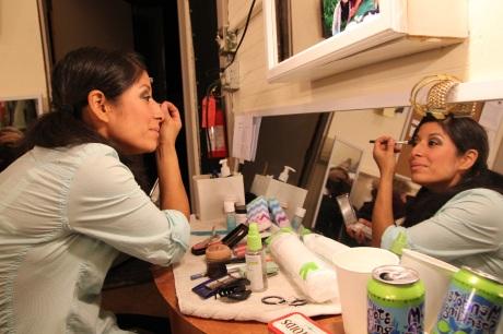 Nora Montanez Photo by Lia Chang