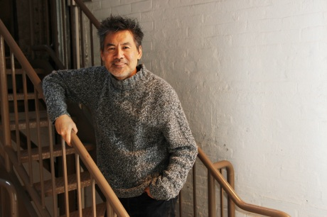 Playwright David Henry Hwang Photo by Lia Chang