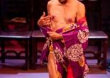 Jojo Gonzalez as Feste Photo by Bree Warner
