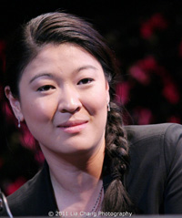 Chinglish actor Jennifer Lim  Photo by Lia Chang