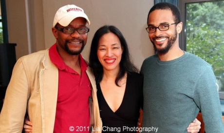 Forrest McClendon, Lia Chang and Danyon Davis