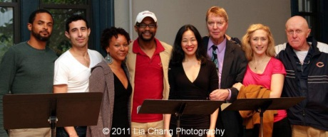 Danyon Davis, Jose Joaquin Perez, Nambi E. Kelley, Forrest McClendon, Lia Chang, Lonnie Carter, LeeAnne Hutchison and Mac A. Davis.