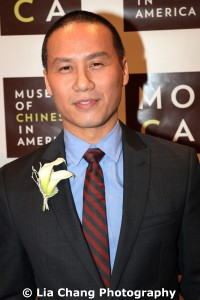 Actor BD Wong, at the 32nd Annual MOCA Legacy Awards Gala at Cipriani Wall Street, 55 Wall St in New York on December 12, 2011. Photo by Lia Chang