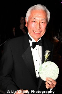 2011 MOCA Lifetime Achievement Award honoree Oscar L. Tang at the 32nd Annual MOCA Legacy Awards Gala at Cipriani Wall Street, 55 Wall St in New York on December 12, 2011. Photo by Lia Chang