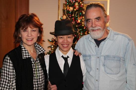 Gordana Rashovich, Lia Chang and Jarlath Conroy. Photo by Robert Lee