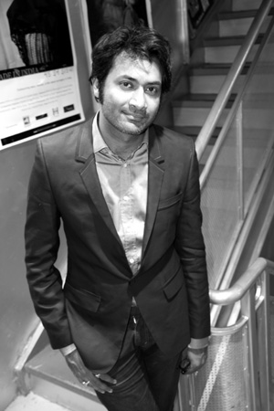 Samrat Chakrabarti Photo by Lia Chang