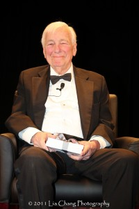 Former U.S. Deputy Secretary of State John C. Whitehead celebrates his 90th birthday this year. (Lia Chang)