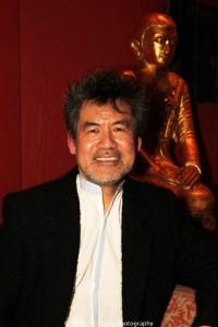 Chinglish Playwright David Henry Hwang (photo by Lia Chang)