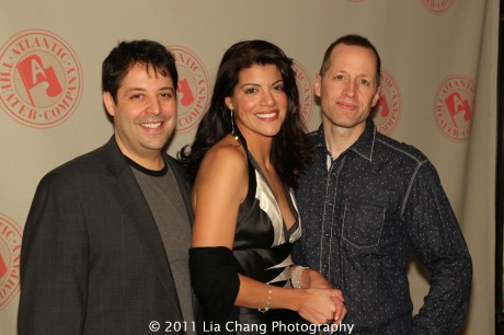 Steve Rosen, Sheila Tapia and Tim Hopper. Photo by Lia Chang