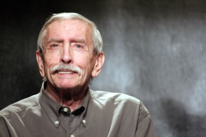 Edward Albee. Photo by Lia Chang