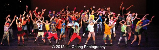 Rosie's Theater Kids.Photo by Lia Chang