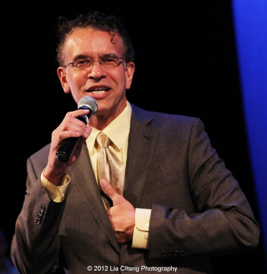 Brian Stokes Mitchell. Photo by Lia Chang