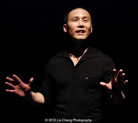 BD Wong Photo by Lia Chang