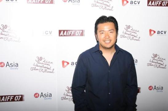 Justin Lin (Photo by Lia Chang)