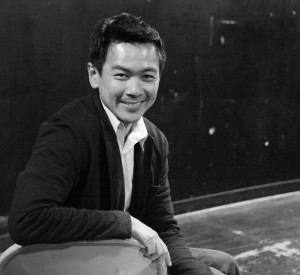 Joel de la Fuente (Photo by Lia Chang)