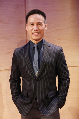 BD Wong. Photo by Lia Chang