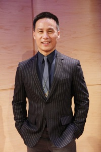 BD Wong. Photo by Lia Chang