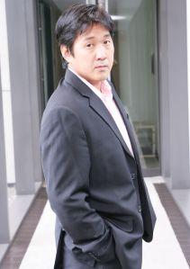 Director Michael Kang (photo by Lia Chang)