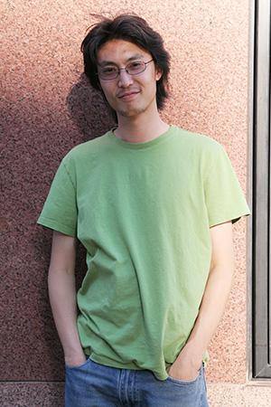 Director Richard Wong (Photo by Lia Chang)